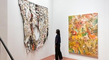 Contemporary art exhibition, Angel Otero, Piel de Luna at Lehmann Maupin, Seoul