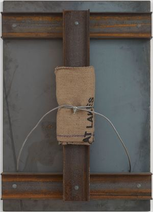 Untitled by Jannis Kounellis contemporary artwork