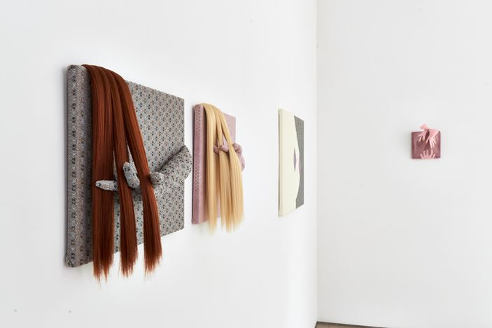 Exhibition view: Group Exhibition,A Body of Work, Jane Lombard Gallery, New York (10 July–16 August 2019). Courtesy Jane Lombard Gallery.