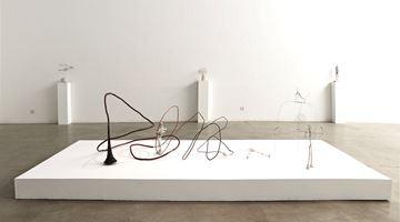 Contemporary art exhibition, Fu Xiaotong, NUN at Chambers Fine Art, Beijing, China