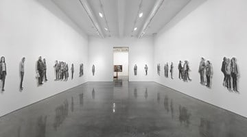 Contemporary art exhibition, John Miller, Here in the Real World at Metro Pictures, New York