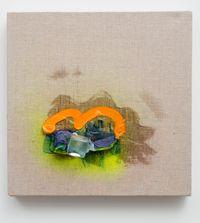 Sore Jaw by Judy Darragh contemporary artwork mixed media