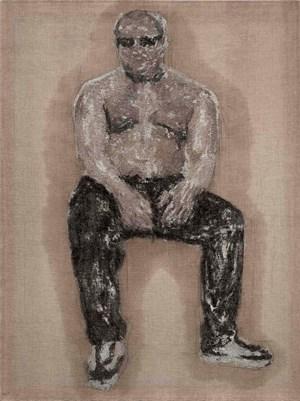 No.17 by Ma Liuming contemporary artwork