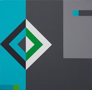 Rangi-atea by Kelcy Taratoa contemporary artwork