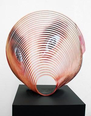 Scalloped 2 by Justine Khamara contemporary artwork