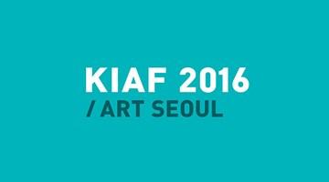 Contemporary art art fair, KIAF 2016 / Art Seoul at Kukje Gallery, Seoul, South Korea