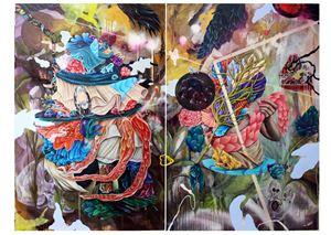 Starting this feeling by Gilang Fradika contemporary artwork
