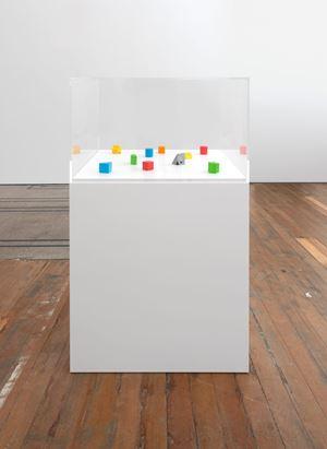 Assimilation Study by Zac Langdon-Pole contemporary artwork
