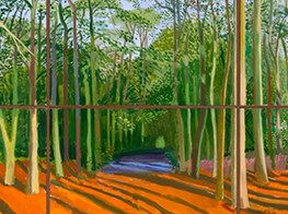 Hockney-Van Gogh: The Joy of Nature