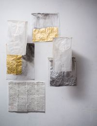 O filho do homem by Karin Lambrecht contemporary artwork mixed media