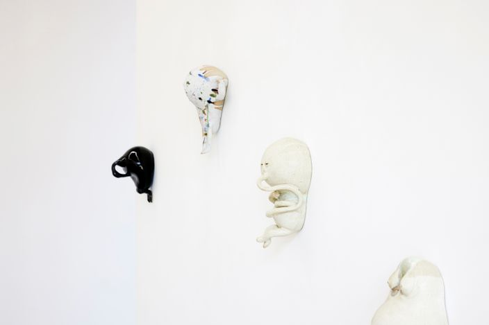 Exhibition view: Juae Park, Parkjuae, Gallery2, Seoul (8 April–8 May 2021). Courtesy Gallery2.