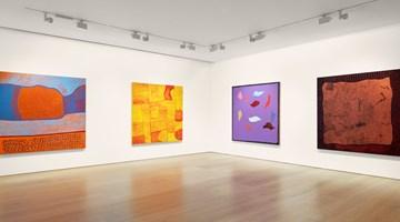 Contemporary art exhibition, Yayoi Kusama, Solo Exhibition at Victoria Miro, Mayfair, London