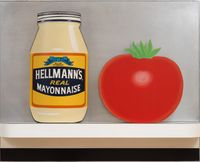 Still Life #48 by Tom Wesselmann contemporary artwork painting