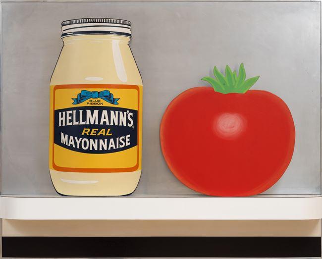 Still Life #48 by Tom Wesselmann contemporary artwork
