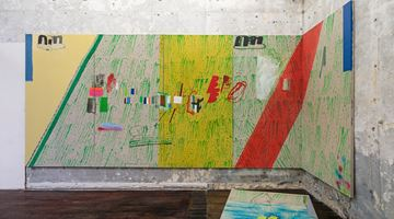 Contemporary art exhibition, Bek Hyunjin, Bek Hyunjin solo exhibition: P-ray at P21, Seoul