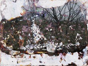 Washing - Per Square Meter No. 11 by Wang Youshen contemporary artwork