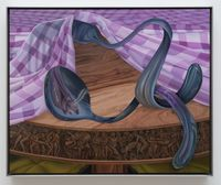 Forkplay by Marisa Adesman contemporary artwork painting