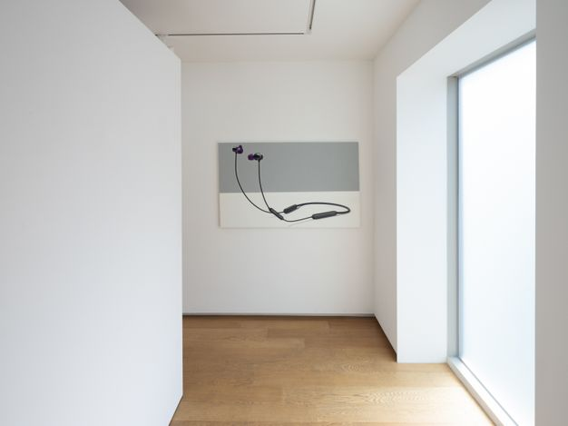 Exhibition view: Dongho Kang and Jookyung Lee, re:balancing, Whistle, Seoul (2 April–8 May 2021). Courtesy Whistle.