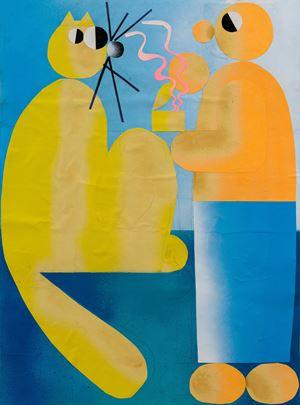 Open a Can by Yan Cong contemporary artwork