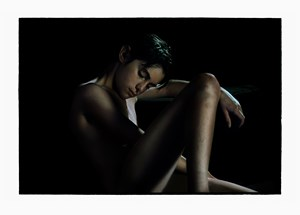 Untitled LS SH39 N23 by Bill Henson contemporary artwork