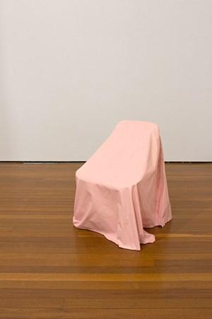 Cover Up #2 by Callum Morton contemporary artwork