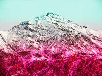 Lenzer Horn, Graubünden by Bruno Augsburger contemporary artwork photography