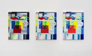 Test (Step 1–3) by Ce Jian contemporary artwork