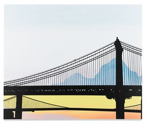 Two Bridges by Brian Alfred contemporary artwork