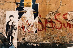 Rimbaud by Ernest Pignon-Ernest contemporary artwork