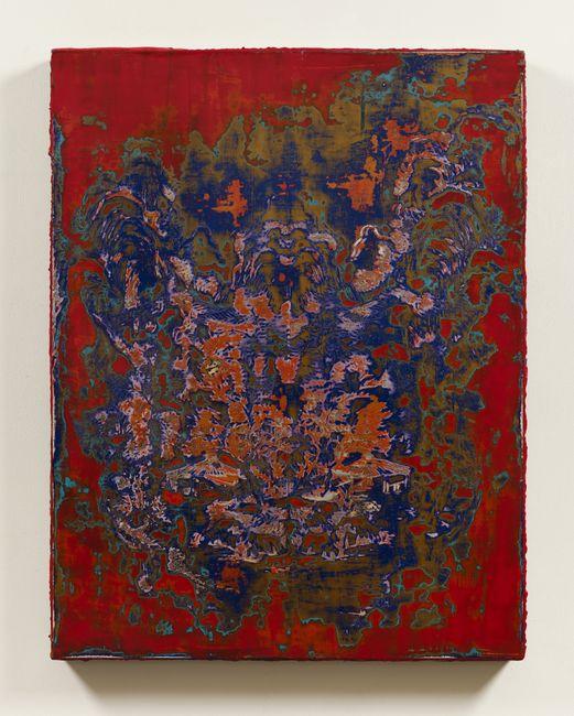 Desolate Landscape Exercise (Asymmetrical) by Su Meng-Hung contemporary artwork