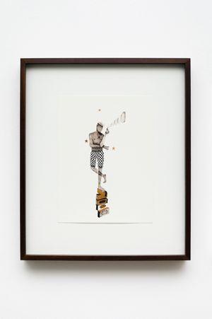 Outros ofícios: muro by Antonio Obá contemporary artwork
