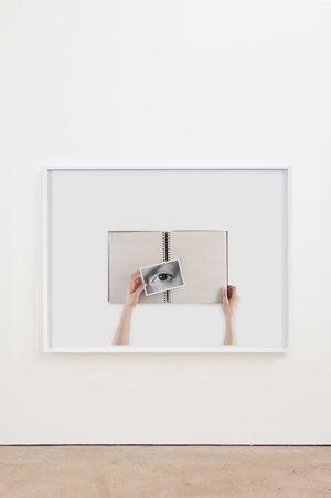Album (Eye) #2 by Anne Collier contemporary artwork