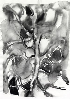 Root 1 (Blur) by Ryoko Aoki contemporary artwork