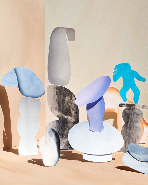 corner #1 by Ina Jang contemporary artwork