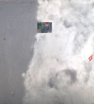 Mirror x Field as Source by Min Ha Park contemporary artwork