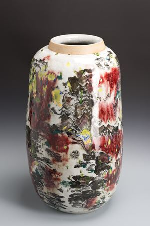 Untitled (Vase) by Guido Sengle contemporary artwork