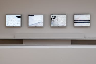 Exhibition view: Group Exhibition, Picturing Realities: Constructed, Cropped and Reassembled, Beck & Eggeling International Fine Art, Düsseldorf (2 February–7 April 2018). Courtesy Beck & Eggeling International Fine Art.