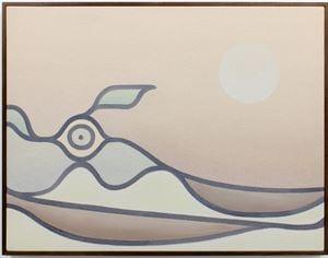 Desert Evolution 3 by Anthony Miler contemporary artwork