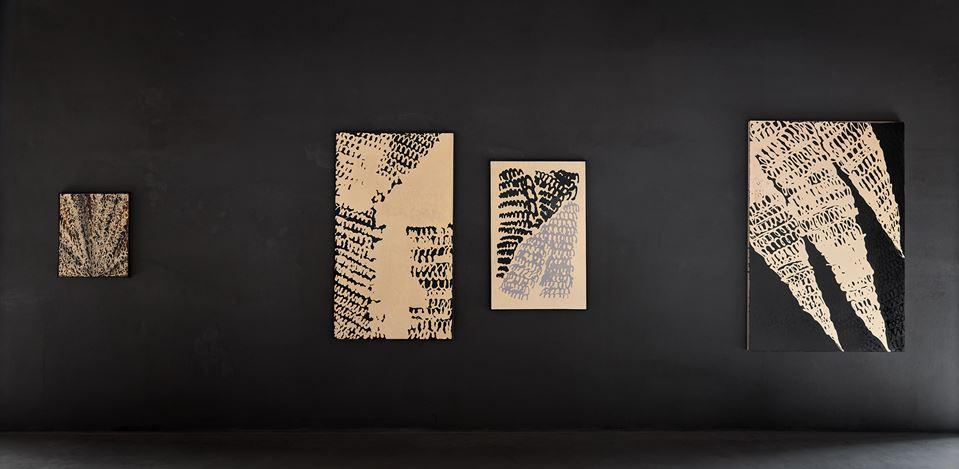 Exhibition view: Masatoshi Masanobu, Axel Vervoordt Gallery, Antwerp(9 June–25 August 2018). Courtesy Axel Vervoordt Gallery.