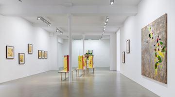Contemporary art exhibition, Gabriel Orozco, Gabriel Orozco at Galerie Chantal Crousel, Paris