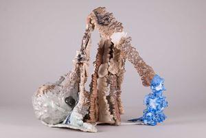 Die Raute kann eigentlich jeder by Raphael Weilguni Viola Relle contemporary artwork