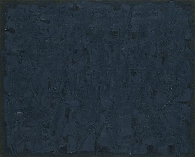 Conjunction 92-58 by Ha Chong-Hyun contemporary artwork