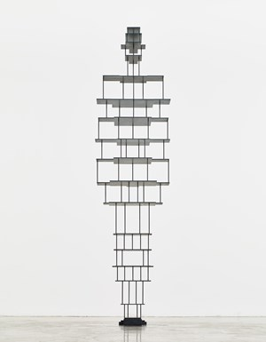 STATION XI by Antony Gormley contemporary artwork