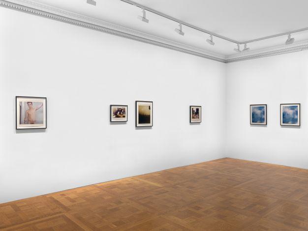 Exhibition view: Mark Morrisroe, More Life: Mark Morrisroe, David Zwirner, 69th Street, New York (24 June–3 August 2021). Courtesy David Zwirner.