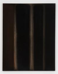 Umber-Black by Yun Hyong-keun contemporary artwork painting