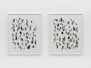 Correspondence by Glenn Ligon contemporary artwork