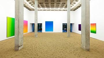 Contemporary art exhibition, Matti Braun, Sol Bo at OMR, Mexico City