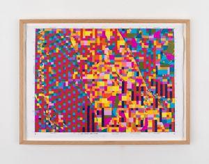 Road Trip 14 by Kathy Prendergast contemporary artwork