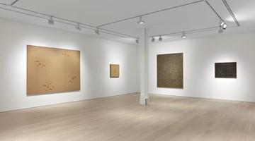 Contemporary art exhibition, Kim Tschang-Yeul, Kim Tschang-Yeul at Almine Rech, New York