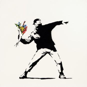 NFT: Banksy  at Sotheby's
